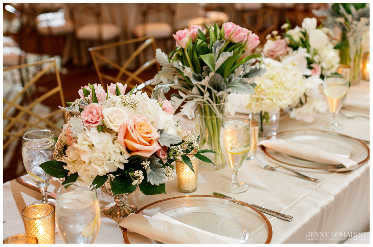 Floral design by Susie Miller, Houston Country Club