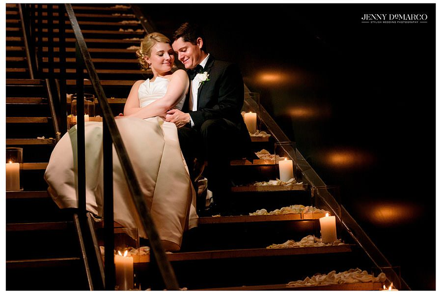 Brazos Hall Wedding: Emily + Kyle