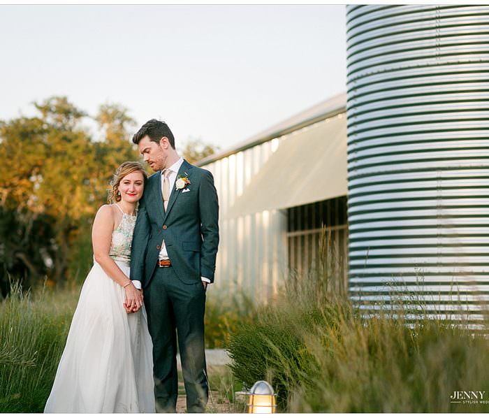 Prospect House Wedding: Becca + Anthony