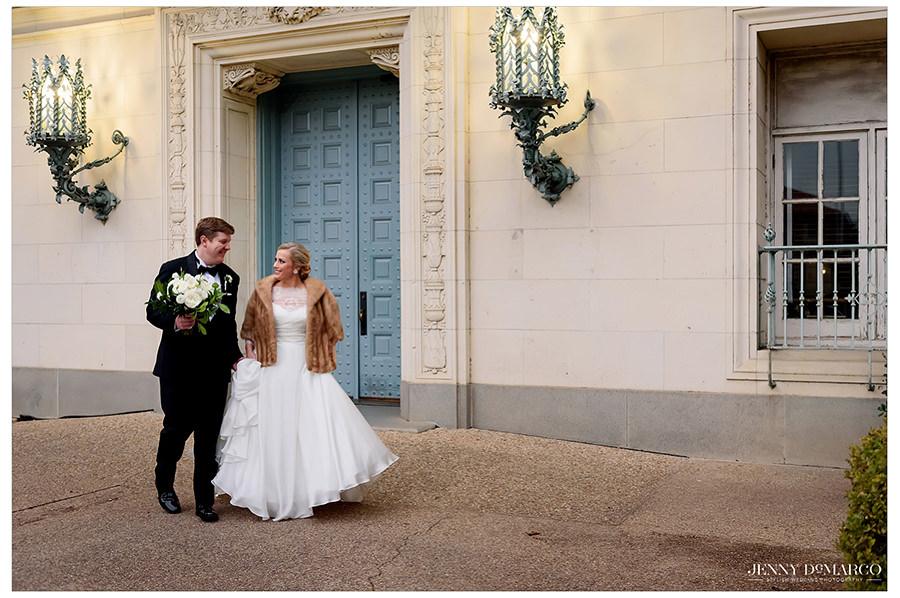 The Austin Club Wedding