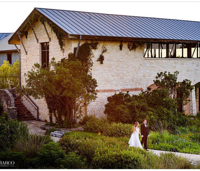 Lady Bird Johnson Wildflower Center Wedding
