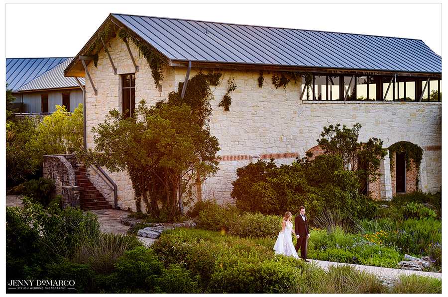 Lady Bird Johnson Wildflower Center Wedding