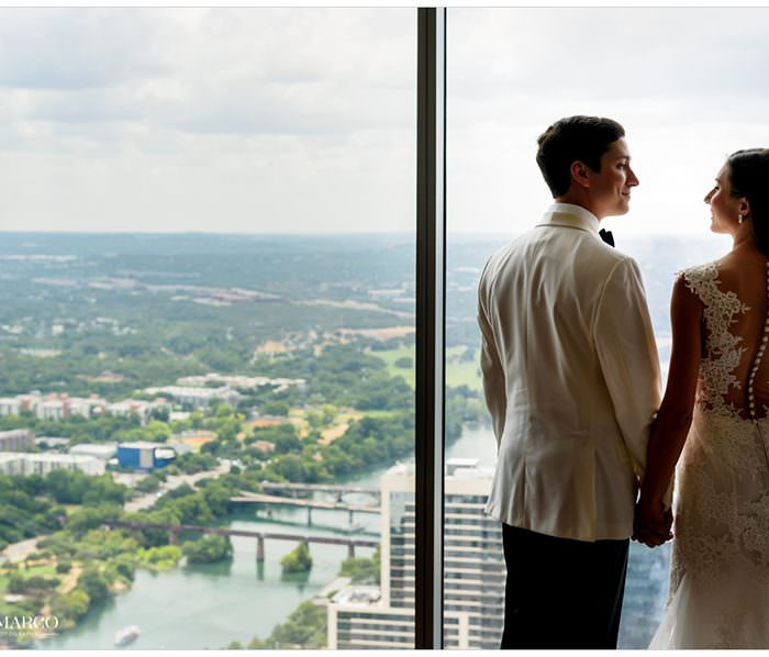 MARRIAGE IN DOWNTOWN AUSTIN
