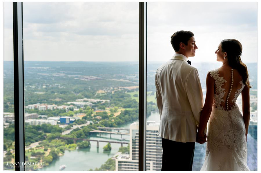 Downtown Wedding At Westwood Country Club