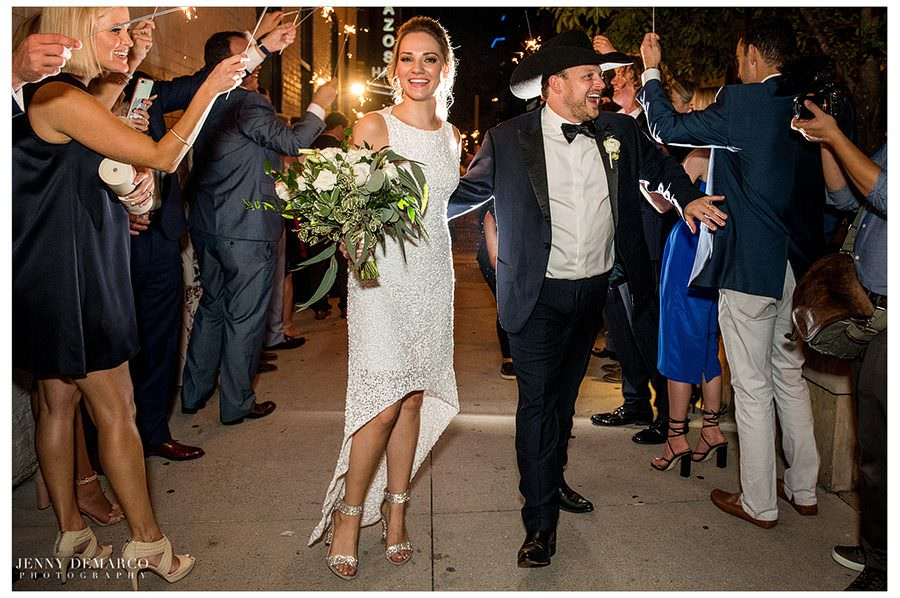 Josh Abbott Brazos Hall Wedding
