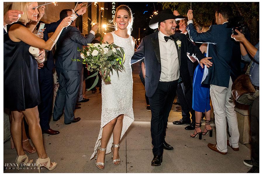 Josh Abbott Brazos Hall Wedding