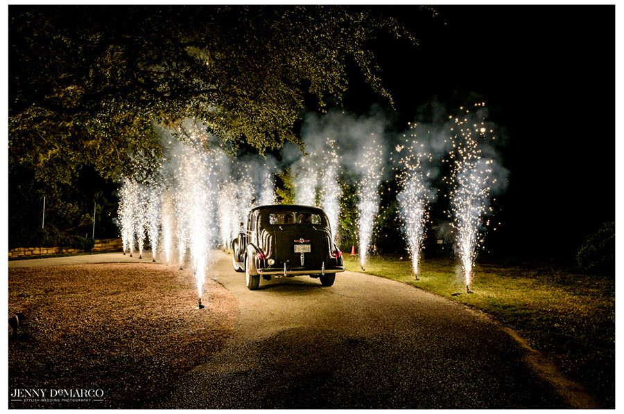 Antebellum Oaks Wedding