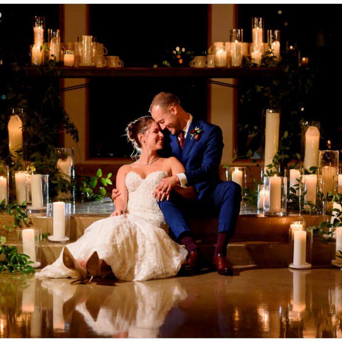 Fall Wedding at Canyonwood Ridge