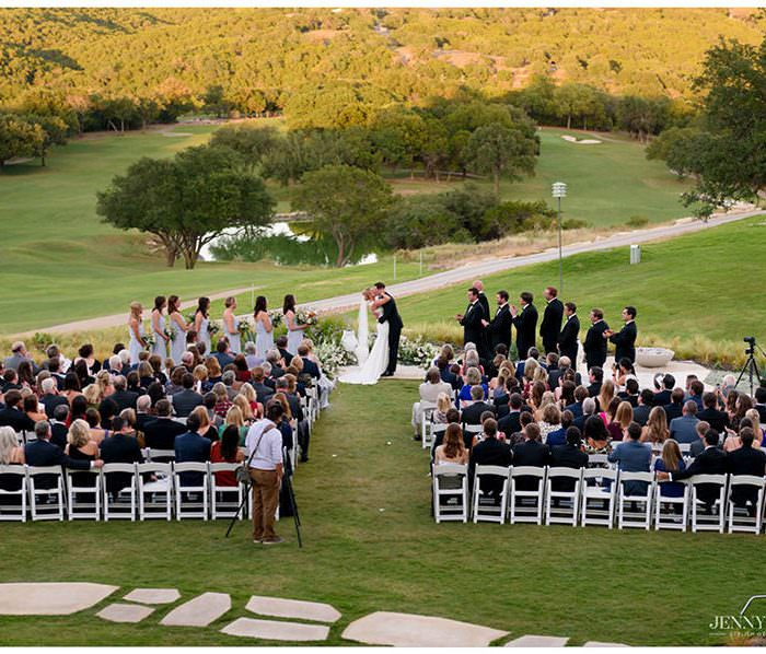 A CEREMONY IN THE HILL COUNTRY