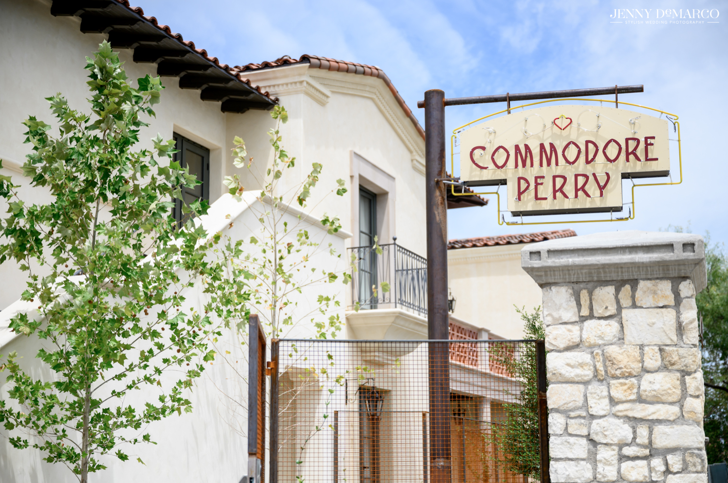 Commodore Perry Hotel in Austin, Texas